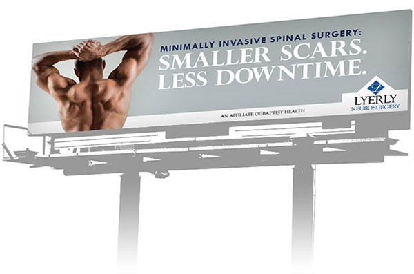 Campaign: Smaller Scars, <br />Lyerly Neurosurgery
