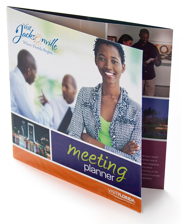 Collateral: Visit Jacksonville, Multicultural Meeting Planning Tools